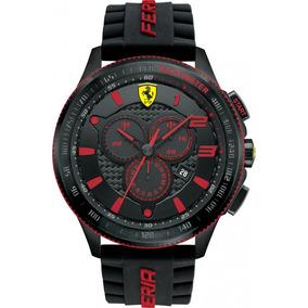 Reloj Scuderia Ferrari 0830138 Hombre Envio Gratis