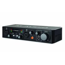 M-audio M-track Plus 2 - Placa De Audio Usb Midi Profesional