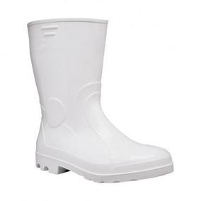 Bota De Borracha - Botas Outros Tipos para Masculino Branco no ... 67b43c78ca