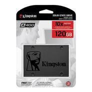 Disco Sólido Interno Kingston Ssd 120gb Sa400s37/120g 120gb