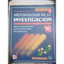 Metodologia De La Investigacion, Sampieri, Mcgraw Hill