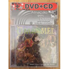 Dvd + Cd Limão Com Mel 2004 Ao Vivo No Classic Hall Recife