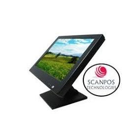 Monitor Tactil 15 Lcd: Scanpos Tm1509