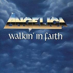 Angelica - Walkin´in Faith (intense Records 1990) Cd Raro