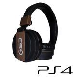 Auriculares On Ear G53 Ag H7 Microfono Plegables Ideal Ps4