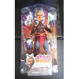 Star Wars Forces Of Destiny - Ahsoka Tano 30 Cms Nueva