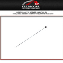 Vareta Do Nivel De Oleo Do Motor Da F250,f350,f4000 99 A 200