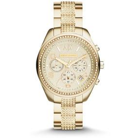 3d986c135d0 Relogio Emporio Armani Folhado A Ouro - Relógios no Mercado Livre Brasil