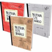 Kit Livros - Especial Destrua Este Diário (3 Volumes) #