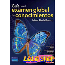 Libro En Pdf Examen Global Conocimientos Acuerdo 286