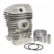 Kit Cilindro Completo Piston Aros P/ Motosierra Stihl 025