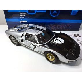 Miniatura Exoto 1/18 Ford Gt40 Mkii #7, 24h De Le Mans 1966