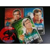 Dvd Dvd Cyborgue -o Homem De 6 Milhões De Dolares - Dublado