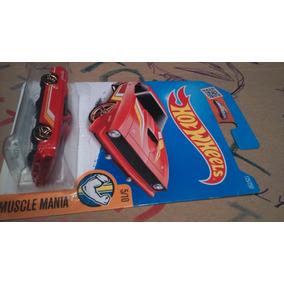 Hot Wheels Plymouth Aar Cuda 1970 Rojo Muclemania Lyly Toys