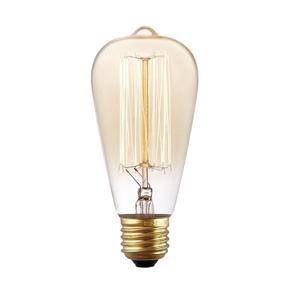 Kit 5 Lampadas Incandescente Thomas Edison Retro Vintage 220