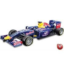 Burago Formula 1 Rb11 Red Bull Kvyat Y Ricciardo Escala 1/43