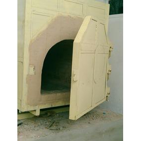 Horno Crematorio Funerario,cerámica,fundición,temple,etc 1.7