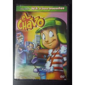 Dvd El Chavo Temporada 1 Vol. 4 (2336)