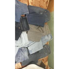 Lote De 8 Pantalones