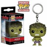 Funko Coleccionable Llavero Hulk - Hombre Increible Marvel