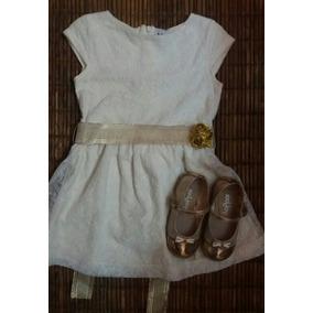 Vestido Zara T.4/5...impecable