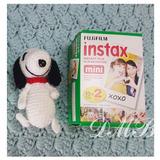 Papeles Para Foto Fujifilm Instax Mini (20 Papeles)