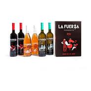 Caja 6 Botellas La Fuerza Mix 2 De (rojo, Blanco Y Primaver)