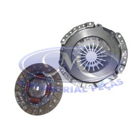Embreagem Disco Plato Original Escort 2000 A 2002 1.6