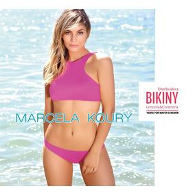 Bikini Top Soft +vedetina Marcela Koury 2018 Art 3364