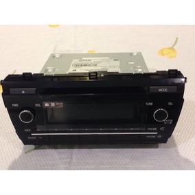 Equipo Audio Pioneer Toyota Corolla 2014 . Sin Usar