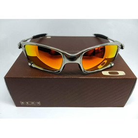 Oculos Oakley Juliet Novo Dourado - Óculos De Sol no Mercado Livre ... ffeae1d32a