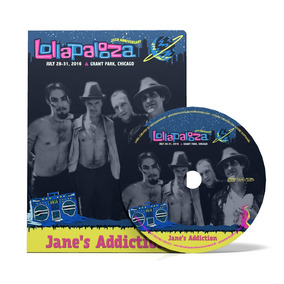 Janes Addiction Dvd Lollapalooza Chicago 2016 Full Pixies