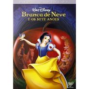Branca De Neve E Os Sete Anões - Dvd Duplo - Disney