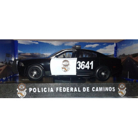 Policia Federal,o Proteccion Federal 1:24 (nuevo Charger)