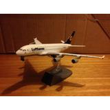 Airbus A380 Lufthansa - Aviones Comerciales Escala 1:500