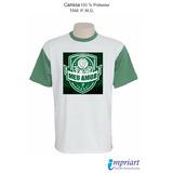 Camisa Time Palmeiras - Meu Amor