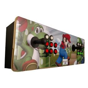 Arcade Fliperama Portátil 7 Mil Jogos/2 Players