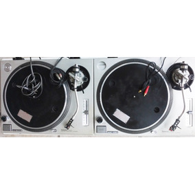 Par Toca Discos Technics Sl 1200 Mk2 Originais
