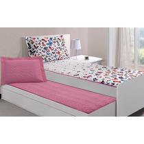 Colcha Matelasse Solteiro Sleep Premier C/ Porta Travesseiro