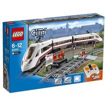 Lego City Tren Electrico 60051 Muy Grande Lego Usa