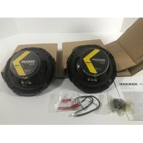 Par Bocina Kicker 5.5 Pulgadas Stereo Sonido Bajo Dsc 50
