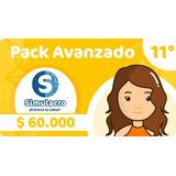 Tarjeta Simulacro Icfes 2018 - Pack Avanzado