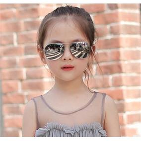 Gafas De Sol Niños Estilo Piloto Uv 400
