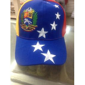 Gorra De Venezuela Tricolor