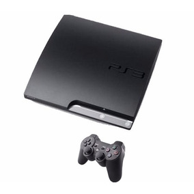 Consola Ps3 Slim Y Ultraslim 120gb Outlet Con 1 Joystick