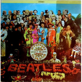 The Beatles, 1971, Lp, Sgt. Peppers Lonely Hearts Club Band
