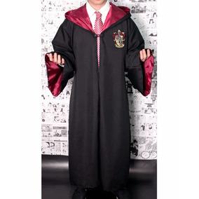 Capa Manto Harry Potter - Grifinória Infantil E Adulto