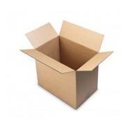Caja De Carton 19x8x15 Caja Envio Paq 5 Pzas Para Ecommerce