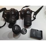 Camaras Nikon D90 Y D3300 Mas Lente Vr