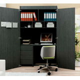 Placard Escritorio Muebles Oficina Multiuso Con Cerradura
